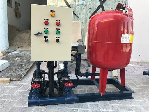 Water pump Repir Dubai